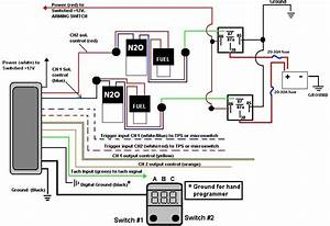 Diagram  Two Stage Nitrous Wiring Diagram Full Version Hd