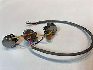 Nos Factory Gibson Explorer  Flying V Wiring Harness 1977