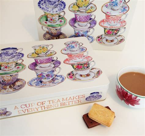 ms biscuit tin design holly exley illustration