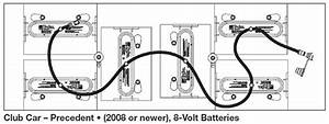 Club Car 12v Battery Wiring Diagram