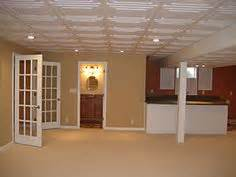 recessed lighting in drop ceiling comtemporary interior