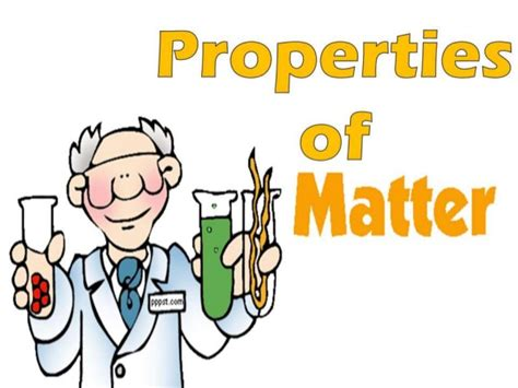 Science Matter Clipart