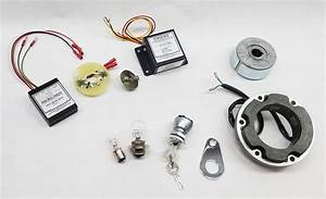 Electronic Ignition Conversion For E T  Ignition Systems