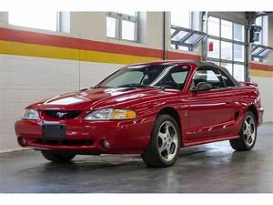 1997 Ford Mustang SVT Cobra for Sale | ClassicCars.com | CC-1106263