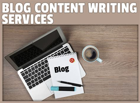 Blog Content Writing Services Writer