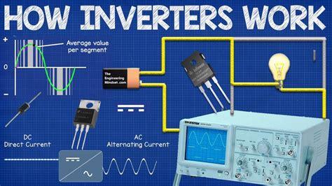 inverters work working principle rectifier youtube