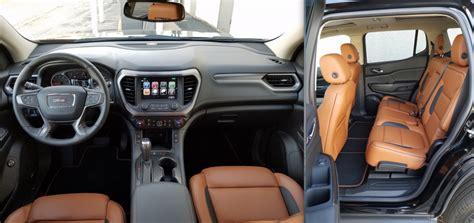 test drive  gmc acadia  daily drive consumer