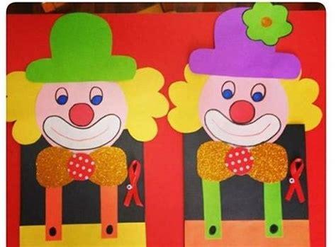 Best 25+ Clown Crafts Ideas On Pinterest