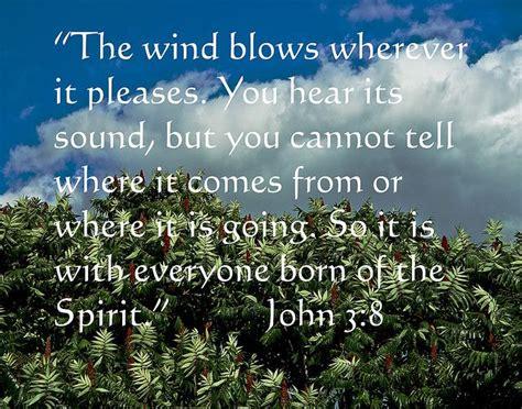 windy john     doubt holy spirit word  god