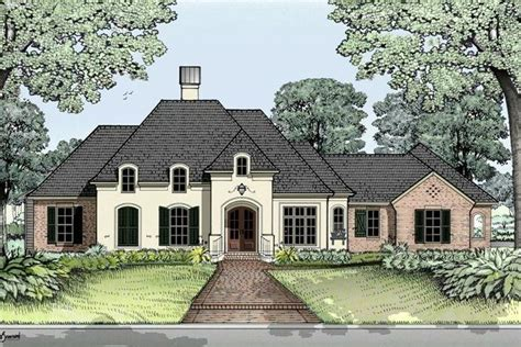 House Plans, French Country