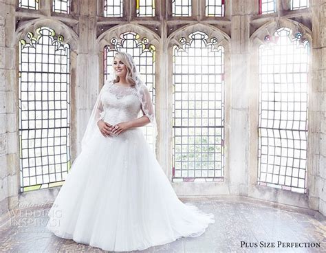 100 Gorgeous Plus Size Wedding Dresses ? Hi Miss Puff