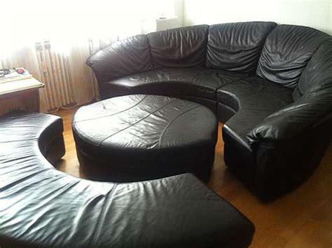 nappaleder sofa reinigen nieri luxus rundsofa sofa couch sofagarnitur