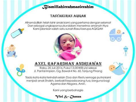 tasyakuran aqiqah places to visit microsoft word 2010 word doc baby frame
