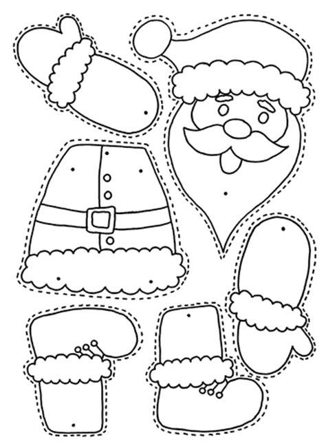 christmas colour cut pin  play  designs