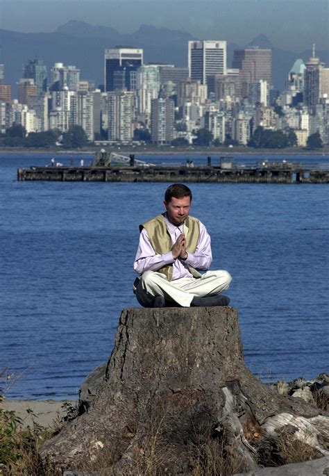 Profile Eckhart Tolle  Of The Present, Future And Mother