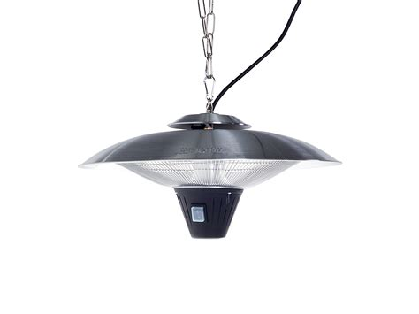 electric patio heater mounted ir waves ceiling light