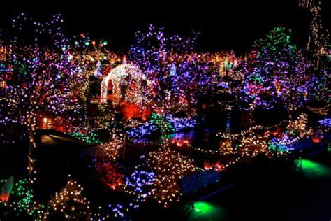 vancouver bc christmas lights festival of lights at vandusen botanical garden