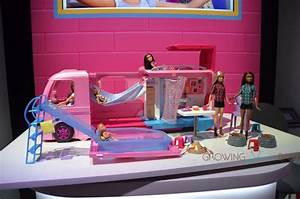 Barbie DreamCamper 2017 Toy Fair - Growing Your Baby ...
