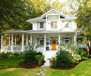 houses with big porches a family 39 s coastal cottage with quot fresh squeezed quot color hooked on houses