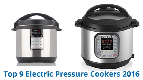 cook pressure electric instant pot cookers fast