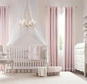 Kinderzimmer Vorhänge Mädchen : 1001 ideen f r babyzimmer m dchen ~ Sanjose-hotels-ca.com Haus und Dekorationen