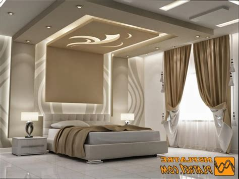 decoration platre chambre best decore de chambre avec placo platre pictures