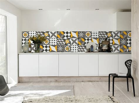 retro kitchen tile backsplash vintage kitchen tiles kitchen design ideas 4820