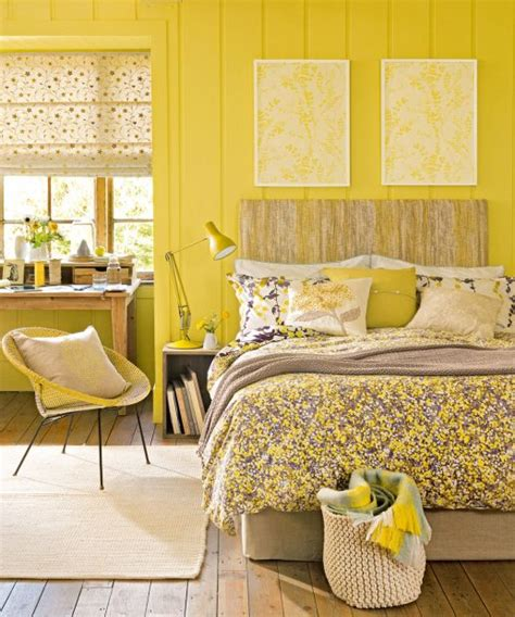 Yellow Bedroom Walls Meaning by Ideal Home Kitchen Bathroom Bedroom And Living Room Ideas