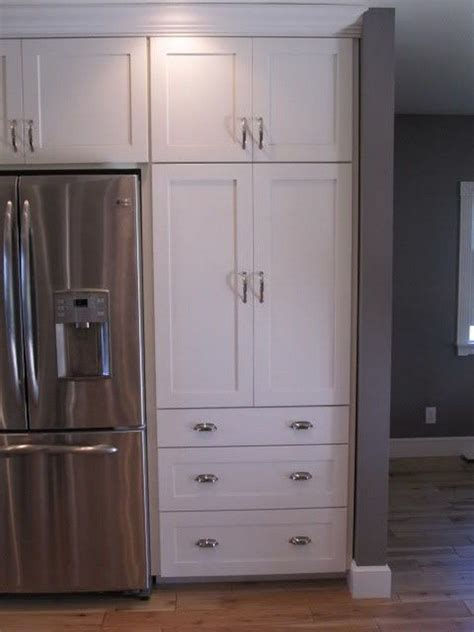 Kitchen Cupboard Options by Pantry Cabinets And Cupboards 26 Organization Ideas And