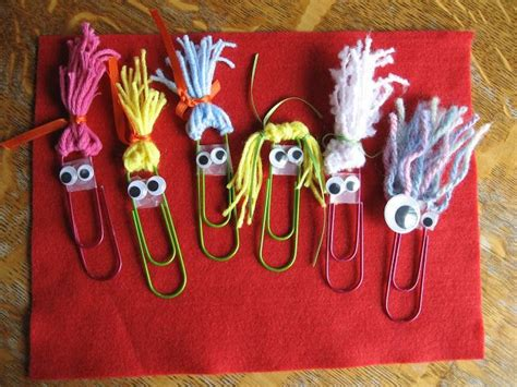 paper clip pals     great minion craft