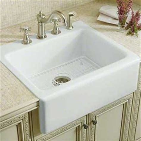 Drop In Farmhouse Sink White by Best Sink Buying Guide Consumer Reports