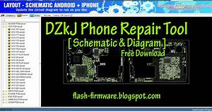 Dzkj Phone Repair Tool   Schematic  U0026 Diagram   Free Download