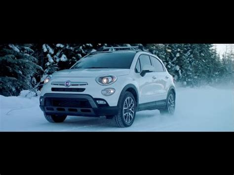Song Fiat Commercial by Fiat 500x Crossover Quot Dogsled Quot Commercial Song