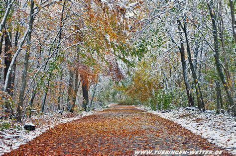 Im Herbst Und Winter by Das Wetter Im Oktober 2012