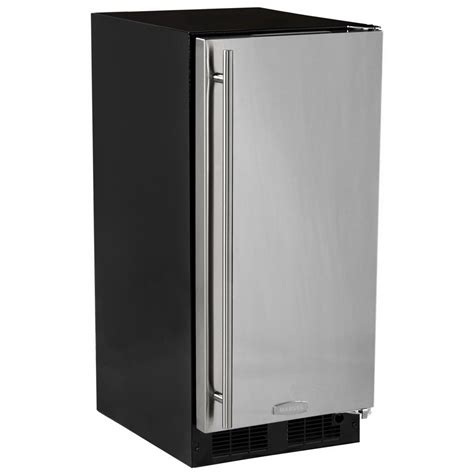 "ML15RAS1RS Marvel 15"" Undercounter Refrigerator Stainless"
