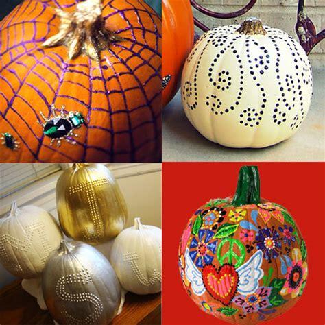 painted pumpkins ideas ilovetocreate blog puffy paint pumpkin painting ideas