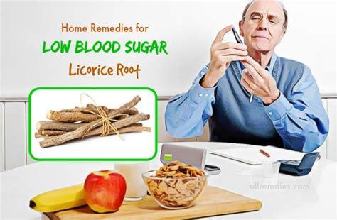 natural home remedies   blood sugar level treatment