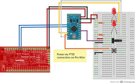 understanding  bc bluetooth module learnsparkfuncom