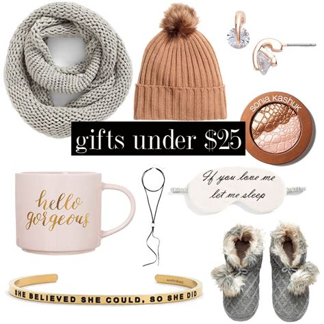 25 unique christmas gifts under 25 best gift ideas for