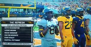 What I Think About West Virginia S Spring Game And New