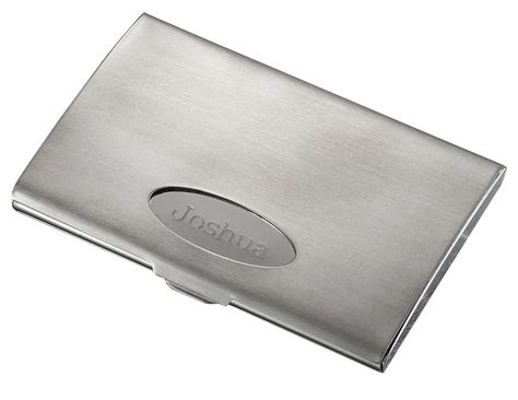 Visol Mercury Brushed Stainless Steel Business Card Case Taxi Driver Business Card Template Free Download Cards Comparison Uk Do Need Titles Diy Usb Cardworks Software Full Version Publisher 2007 Writing Durham