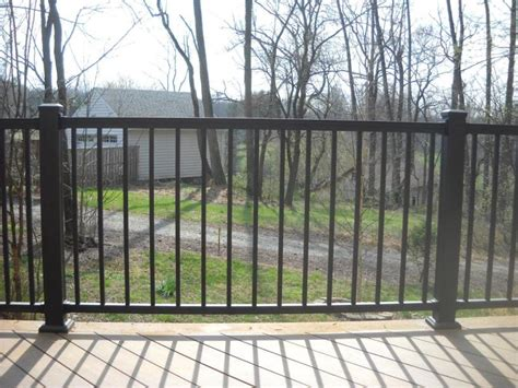 simple iron fence design  modern home  home ideas