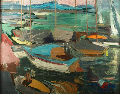 Sailing Boat Auctions by 201 Va S 233 Day Sailing Boats In The Harbour Pinter Auctions