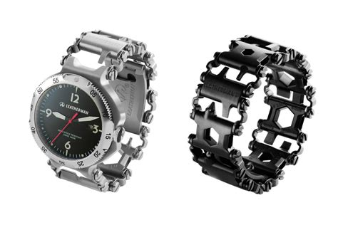 Leatherman Tread Is A Toolbox On Your Wrist