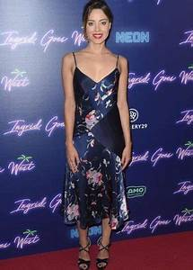 Aubrey Plaza Ingrid Goes West Premiere in NYC