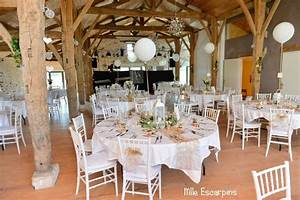 Deco Mariage Nature Chic HomeEzy