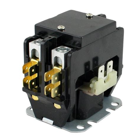 240 Vac Contactor Wiring by Packard 208 240 Volt Coil Voltage F L 30 Pole 2 Res