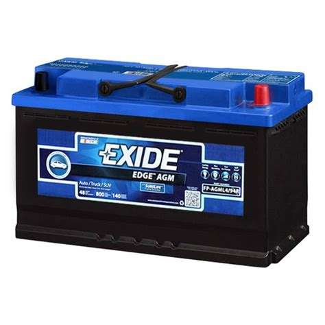 Exide®  Bmw X5 2002 Edge™ Agm Battery