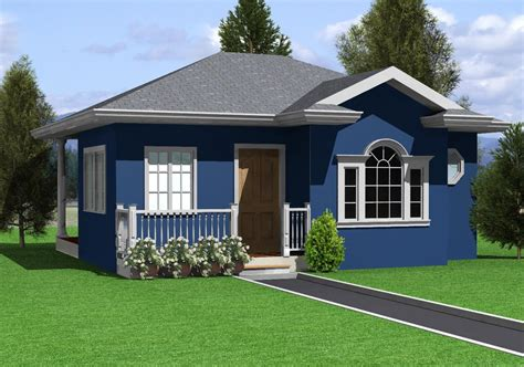 modern style house designs low budget house plans in philippines