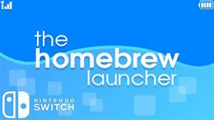 HOMEBREW ON THE NINTENDO SWITCH!? - YouTube